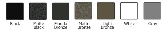 Alumi-Guard Colors